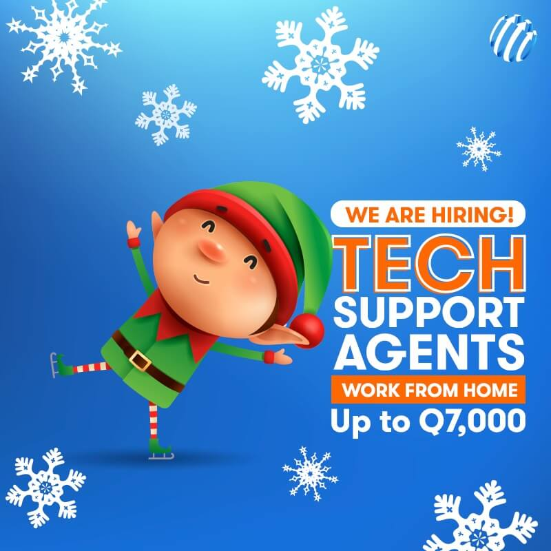 Tech Support - work with us!