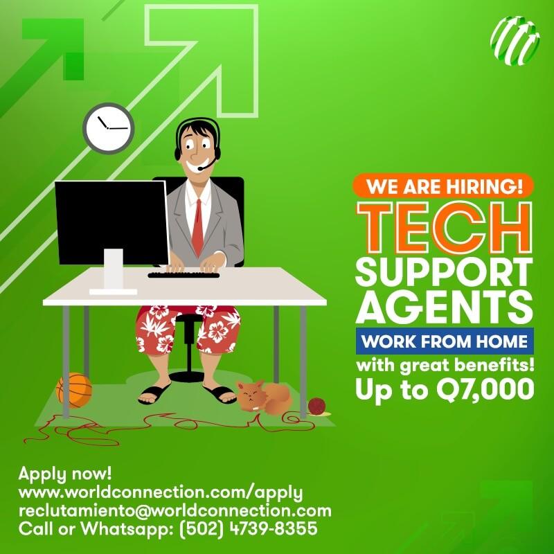 Tech Support WFH