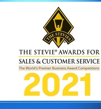 Stevie Award Winners!