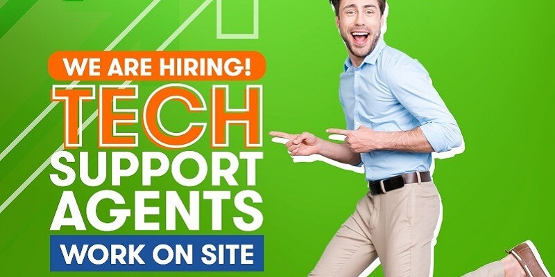 Tech Support - Come Join Us!